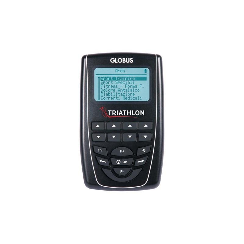 Elettrostimolatore Triathlon Pro Globus- Linea Sport
