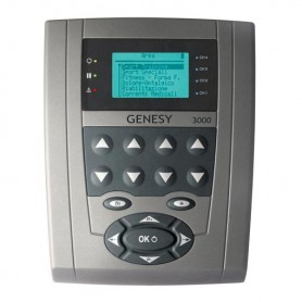 Elettrostimolatore Globus GENESY 3000 - Elettroterapia professionale