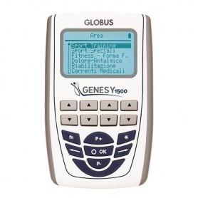 Elettrostimolatore Globus GENESY 1500 - Elettroterapia professionale