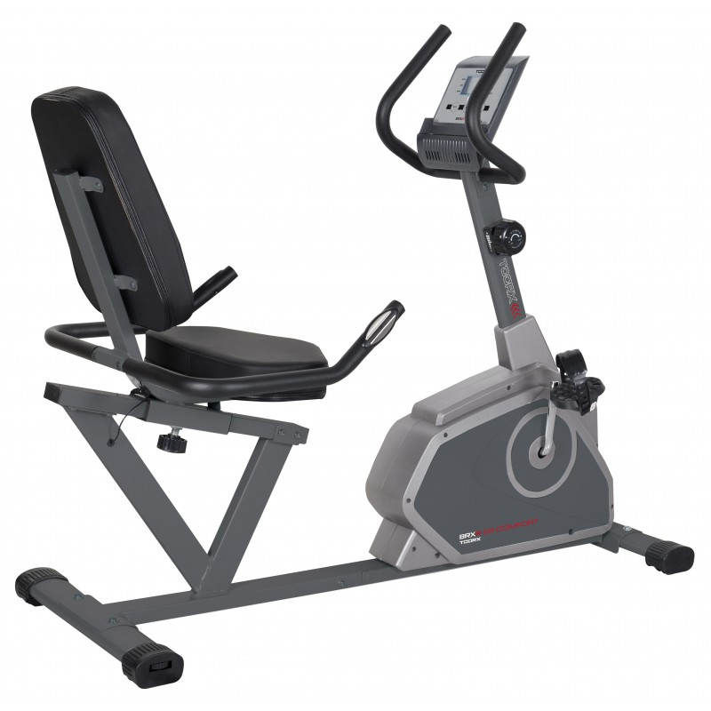 Cyclette Toorx BRX R65 COMFORT - peso volano 7 kg - magnetica