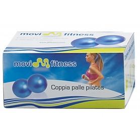 COPPIA PALLE PILATES gr.500 12cm