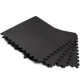 TAPPETO COMPONIBILE  BLACK