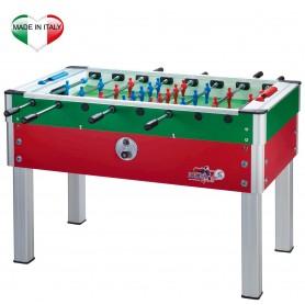 Calcio balilla New Camp Italy Verde-Rosso Roberto Sport