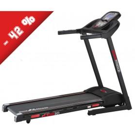 Tapis roulant Movi fitness MF301 - inclinazione elettrica - 1.75 hp - piano di corsa 41x120