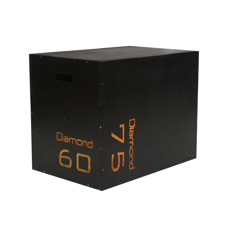 Plyo Box Nera Diamond Professional