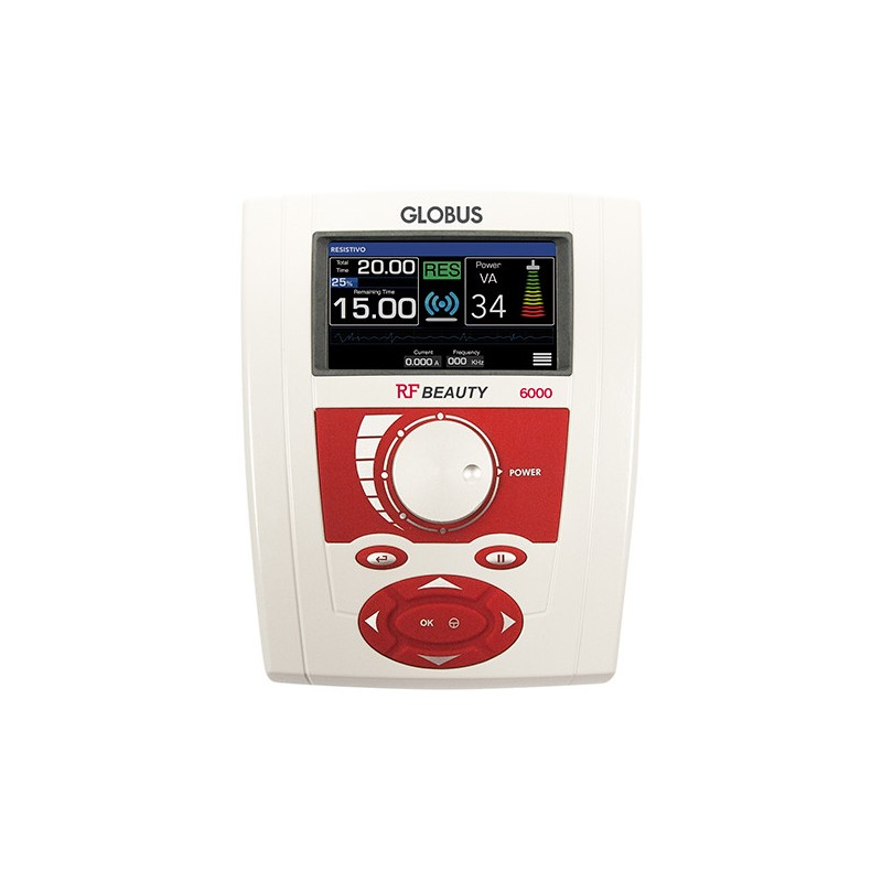 Radiofrequenza Globus RF BEAUTY 6000 MED RE