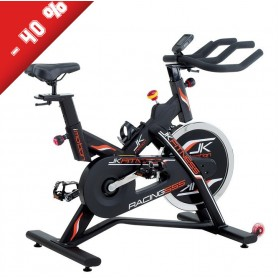 Spin bike Racing 555 Jk Fitness EX ESPOSIZIONE MONTATA