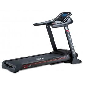 Tapis roulant JK Fitness JK147 - inclinazione elettrica - 3.5 hp - piano di corsa 50 x 145 cm
