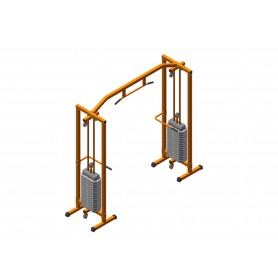 Cable Cross Rack Diamond professional