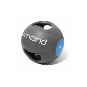 Double Grip Medicine Ball 7 Kg Diamond professional