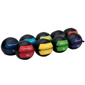Wall Ball 9 Kg Diamond Professional