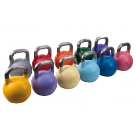 Kettlebell Olimpionica in Acciaio 24 Kg Diamond professional