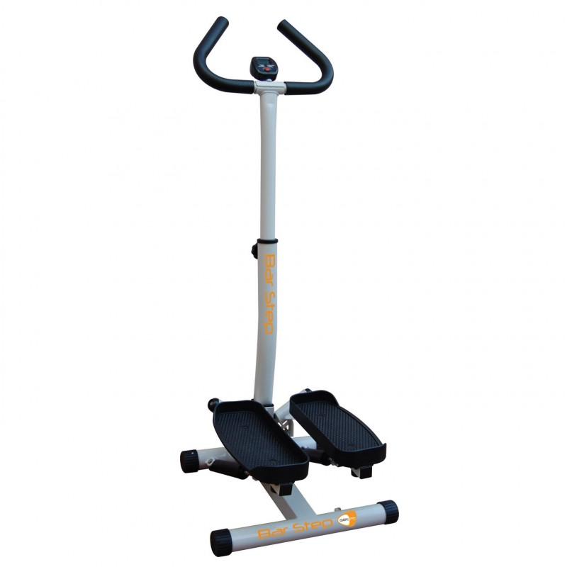 Stepper GetFit Bar Step - a pistoni - peso max utente 100 kg