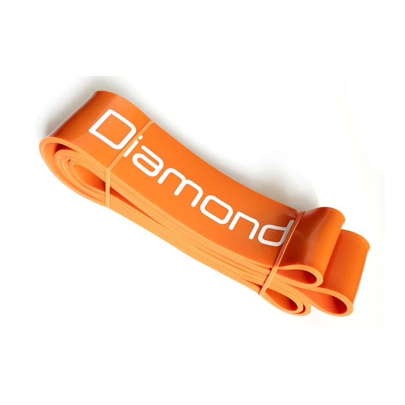 Power Band Diamond Professional 64 mm - Arancio