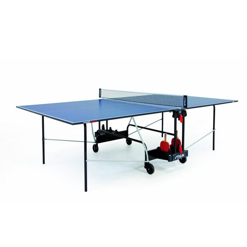 Tavolo Ping Pong Stiga WINNER INDOOR - piano blu