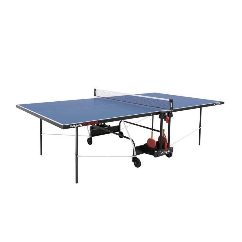 Tavolo Ping Pong Stiga WINNER OUTDOOR - piano blu