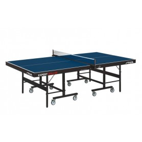 Tavolo Ping Pong Stiga EXPERT ROLLER CSS - piano blu - indoor