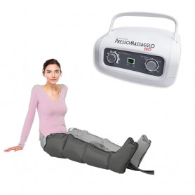 Pressoterapia PressoMassaggio® MESIS® EkÓ Massaggio Linfodrenaggio con 1 Gambale