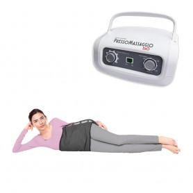 Pressoterapia PressoMassaggio® MESIS® EkÓ Massaggio Linfodrenaggio con 1 Fascia addominale glutei