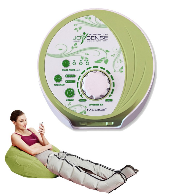 Pressoterapia PressoEstetica® MESIS® JOYSENSE® 3.0 con 2 Gambali