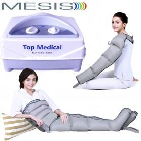 Pressoterapia MESIS® TOP MEDICAL con 2 Gambali + Kit Slim Body + Bracciale