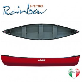 Apache 16' Rainbow Kayak canoa canadese