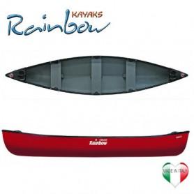 Canoa canadese Rainbow APACHE 16'