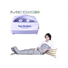 Pressoterapia MESIS® TOP MEDICAL con 2 Gambali + Kit Slim Body