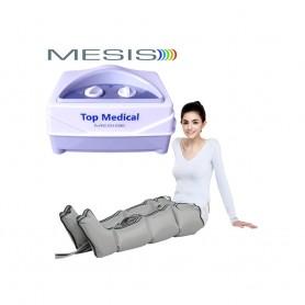 Pressoterapia MESIS® TOP MEDICAL con 2 Gambali