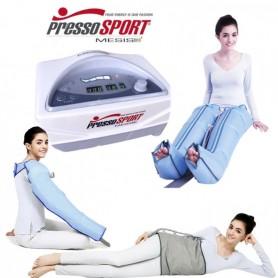 Pressoterapia PressoSport® MESIS® 2 Gambali CPS + Kit + Bracciale CPS