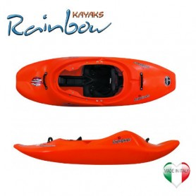Kayak Rave play Rainbow Kayak