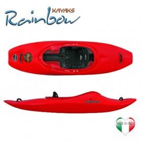 Kayak Ninja play Rainbow Kayak