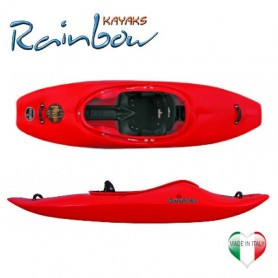 Kayak play Rainbow NINJA