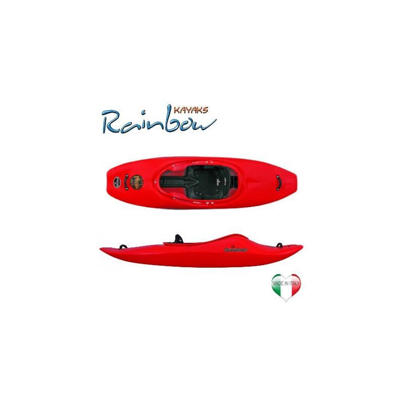 Kayak play Rainbow NINJA