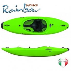 Kayak Zulu creek Rainbow Kayak