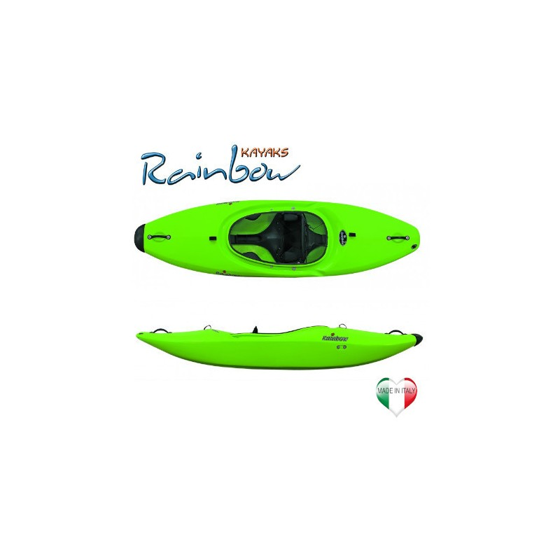 Kayak Creek Rainbow ZULU