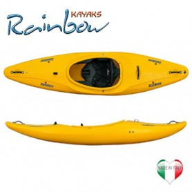 Kayak Creek Rainbow VECTOR