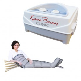 Pressoterapia MESIS® XPRESS BEAUTY CLINIC con 2 Gambali + Kit Slim Body