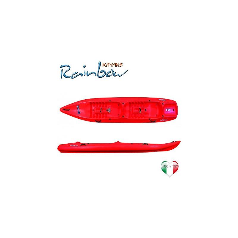 Kayak 2 posti Rainbow FUNNY TWIN NEW