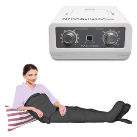 Pressoterapia PressoMassaggio® MESIS® PLUS+ con 2 Gambali + Kit Slim Body