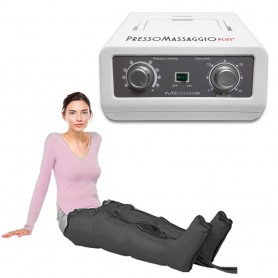 Pressoterapia PressoMassaggio® MESIS® PLUS+ con 2 Gambali