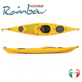 Kayak mare Oasis 4.30 Expedition Rainbow kayak