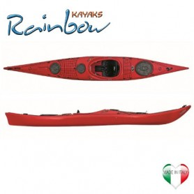 Kayak mare Freccia expedition Rainbow
