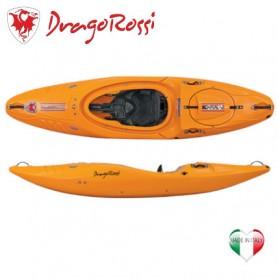 Critical Mass Dragorossi kayak creek