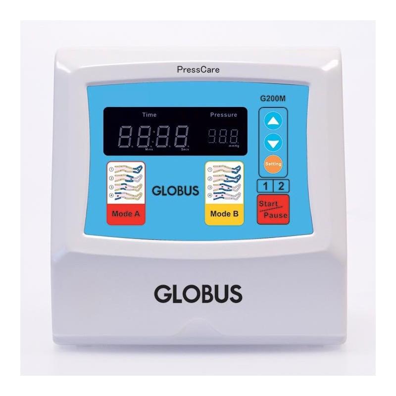 Pressoterapia PressCare Globus G 200M-3 con 2 Gambali + Fascia Addominale/Glutei