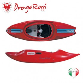 Kayak Dragorossi FISH Playboat