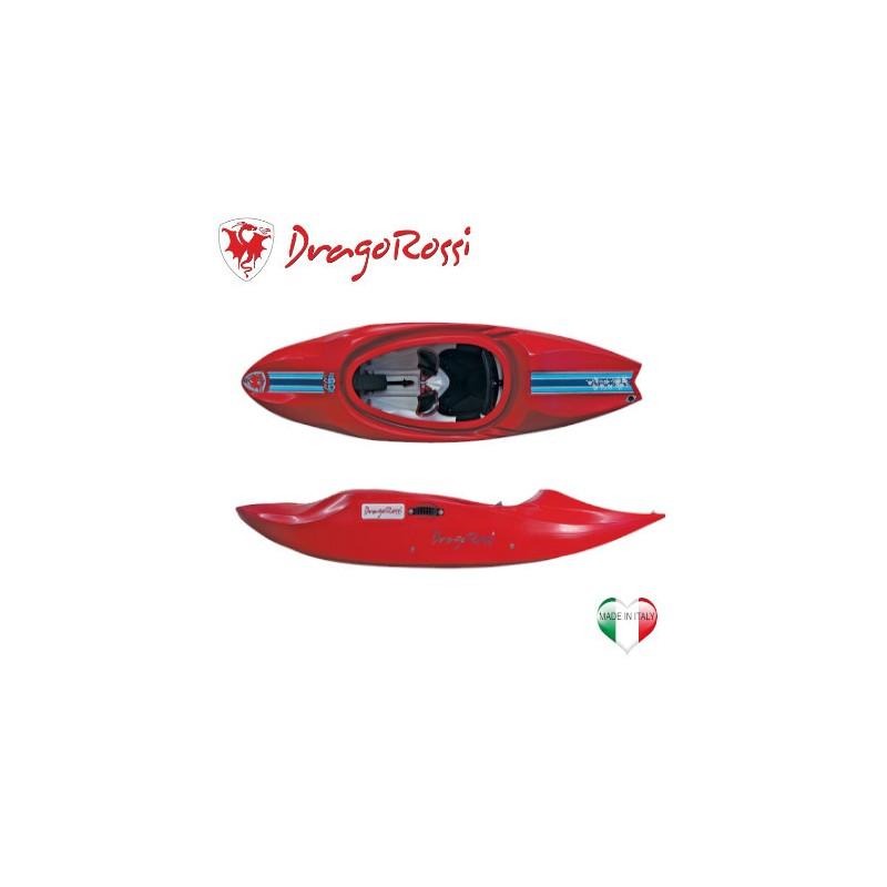 Kayak Dragorossi FISH Playboat