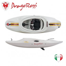 Kayak STINGER Dragorossi river runner