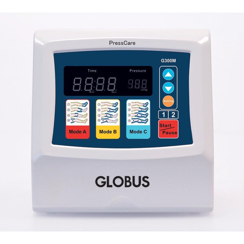 Pressoterapia PressCare Globus G 300M-2 con 2 Gambali