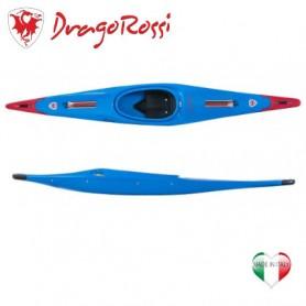 Canoa da polo/slalom - Polo 2.90 Slalom 3.50 K1-C1 Dragorossi
